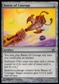 Magic the Gathering Fifth Dawn Single Baton of Courage Foil