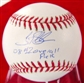 Tim Beckham Autographed Official Major League Baseball