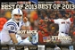Beckett Yearbook Guide Best of 2013 (Flip Cover)