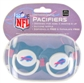Baby Fanatic Buffalo Bills 2 Pack Baby Pacifiers