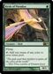 Magic the Gathering 2012 Single Birds of Paradise FOIL