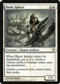 Magic the Gathering New Phyrexia Single Blade Splicer Foil