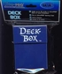 Ultra Pro Blue Deck Box