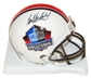Bobby Bell Autographed Hall of Fame Mini Helmet