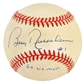"Bobby Richardson Autographed Official MLB Baseball w/ ""60 WS MVP"" Inscription (Kuykendall COA)"
