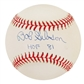 Bob Gibson Autographed Official MLB Baseball (Online Authentics COA)