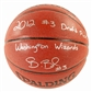 Bradley Beal Autographed Spalding Basketball w/Inscription (PSA)