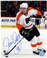 Daniel Briere Autographed Philadelphia Flyers 8x10 Photo