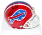Bruce Smith Autographed Buffalo Bills Football Mini Helmet