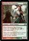Magic the Gathering Gatecrash Single Burning-Tree Emissary - NEAR MINT (NM)