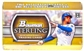 2011 Bowman Sterling Baseball Hobby Pack