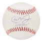 Cal Ripken Jr. Autographed Official MLB Baseball w/Ironman Inscription