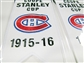 Set of 24 Stanley Cup Champions Montreal Canadiens Mini Banners 2008/09 Upper Deck