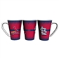 Boelter St Louis Cardinals Sculpted Latte Coffee Mug