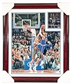 Carmelo Anthony Autographed New York Knicks Framed 16x20 Photograph (Steiner)
