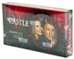 Castle Seasons 3 & 4 Trading Cards Hobby 12-Box Case (Cryptozoic 2014)