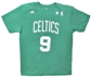 Rajon Rondo Boston Celtics Green Adidas T-Shirt (Size Large)