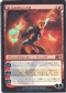 Magic the Gathering 2013 Single Chandra, the Firebrand FOIL JAPANESE