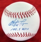 Aroldis Chapman Baseball Autographed Official MLB Ball w/105.1 Inscription