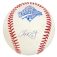 Chipper Jones Autographed 1995 World Series MLB Baseball