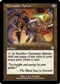 Magic the Gathering Invasion Single Chromatic Sphere FOIL