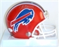 C.J. Spiller Autographed Buffalo Bills Football Mini-Helmet Rookie Year
