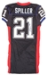 CJ Spiller Autographed Buffalo Bills GAME ISSUED Jersey (PSA/DNA)