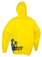Columbus Crew Adidas Yellow Fleece Hoodie (Adult S)