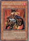 Yu-Gi-Oh Limited Edition Tin Single Command Knight Secret Rare (CT1-EN003)