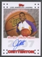 2007/08 Topps Rookie Photo Shoot Autographs #JC Javaris Crittenton 99/100