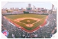Chicago Cubs Artissimo Wrigley Field 22x33 Canvas - Regular Price $69.99