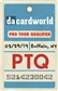 Dave and Adam's Magic the Gathering Pro Tour Qualifier 2014 Entry Ticket
