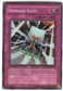 Yu-Gi-Oh Shining Darkness Single Damage Gate Super Rare