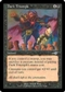 Magic the Gathering Nemesis Single Dark Triumph Foil