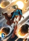 DC Comics: The New 52 Trading Cards Album/Binder (Cryptozoic 2012)
