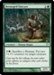 Magic the Gathering Dark Ascension Single Deranged Outcast Foil