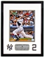Derek Jeter Autographed 8X10 Framed Photo (Steiner)