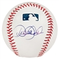 Derek Jeter Autographed New York Yankees Official MLB Baseball (JSA)