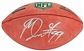 Marcell Dareus Autographed Buffalo Bills Official Authentic Game Ball (PSA)