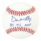 Don Mattingly Autographed New York Yankees Official Major League Baseball (PSA COA)