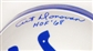 Art Donovan Autographed Baltimore Colts Mini Helmet
