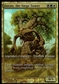 Magic the Gathering Promo Single Doran, the Siege Tower Foil (Textless) - SLIGHT PLAY (SP)