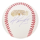 David Ortiz Boston Red Sox Autographed 2007 World Series Official Baseball (Steiner)