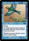 Magic the Gathering Invasion Single Dream Thrush Foil