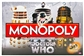 Doctor Who Collector's Edition Monopoly Board Game (USAopoly)