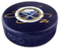 Drew Stafford Autographed Buffalo Sabres Hockey Puck