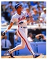 "Darryl Strawberry Autographed New York Mets 16x20 Photo w/""Strawman"" Inscript (Leaf)"
