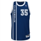 Kevin Durant #35 Oklahoma City Thunder Adidas Swingman Alternate Jersey (Size Large)