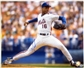 Dwight Gooden Autographed New York Mets 16x20 Photo Horizontal (MLB COA)