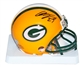 Eddie Lacy Autographed Green Bay Packers Mini Helmet (GTSM)